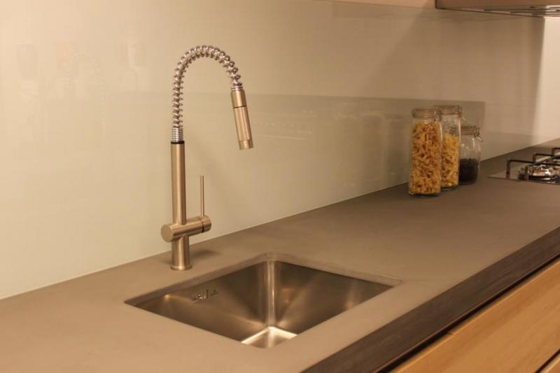 Leicht Keuken Met Betonnen Fronten : Betonnen keuken - Handgemaakte ...