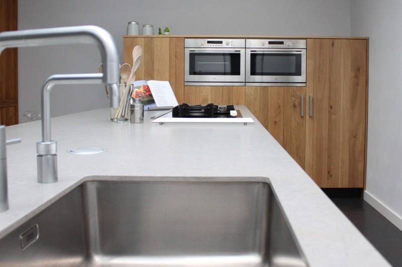 Eikenhouten keuken maken - Keuken originele keuken ...